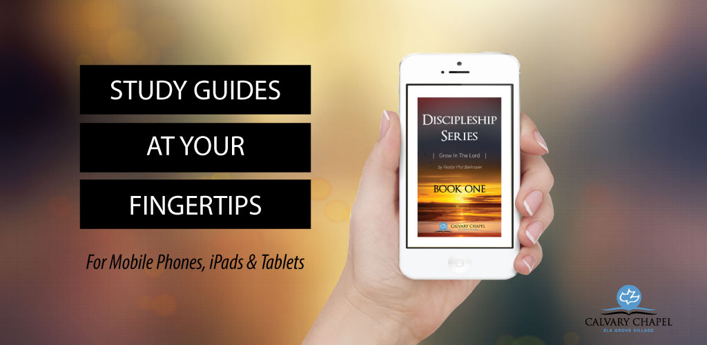 Click for mobile New Believers Study Guides